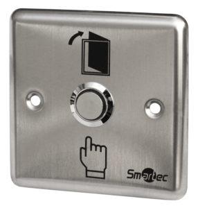Металлическая кнопка выхода