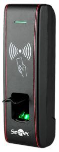 ST-FR030EMW. Уличный биометрический считыватель контроля доступа