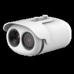 Биспектральная камера для измерения температуры